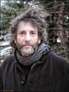 Neil Gaiman himself :D